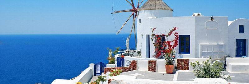 Greek islands Cruise. The 7-days discovery cruise