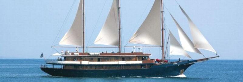 Yacht Charter in Greece - m/s Galileo