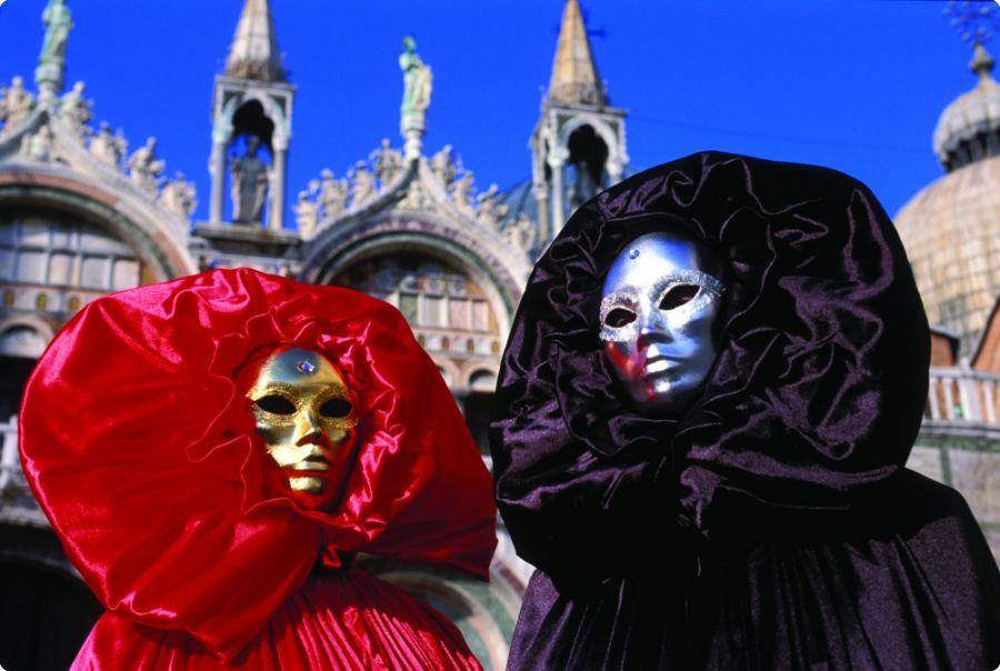 "Venice Carnival,courtesy by ""Fototeca ENIT"""