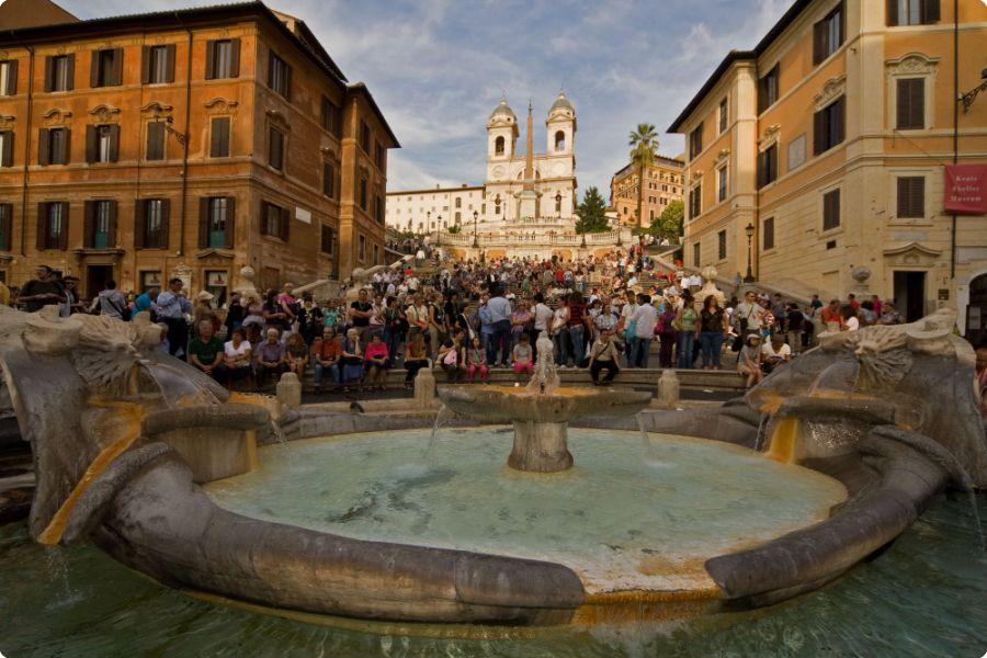 "Trinita dei Monti,courtesy by ""Fototeca ENIT"""