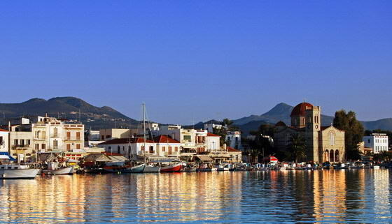 One Day Cruises in Greece, Aegina Island