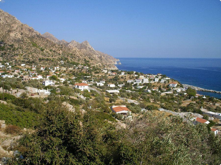 Ikaria Island, Blue Zone