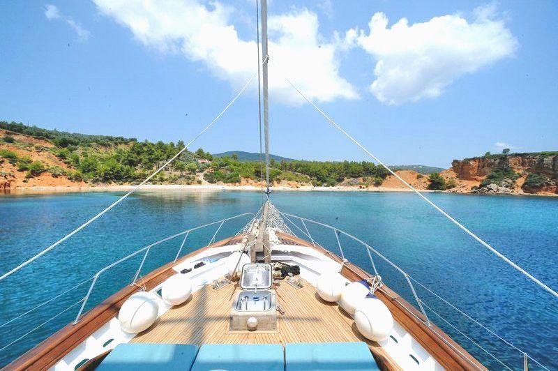 Greek Island Cruises - m/s Irina