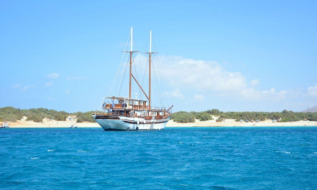 Greek Islands Cruise, Naxos Island, m/y Aegeotissa