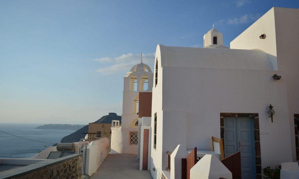 Greek Cruises - Santorini Island