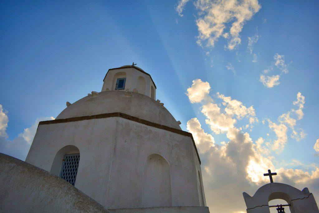 Church in Santorini - Greece Travel Guide