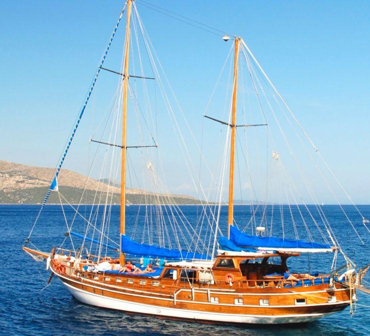 m/s Syrolana, Greek Isles Cruise