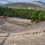 Epidaurus Ancient Theatre view