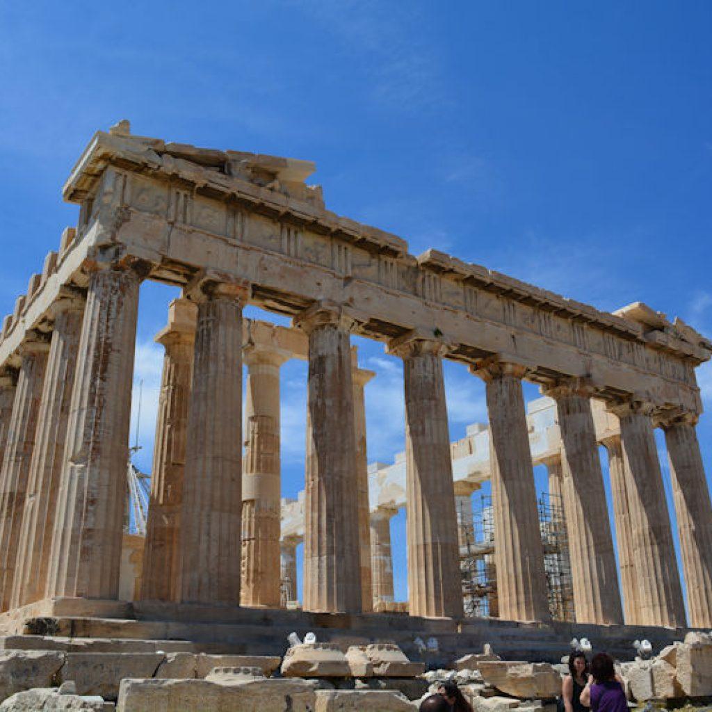 The Parthenon, Athens Acropolis