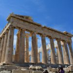 The Parthenon, Athens Acropolis
