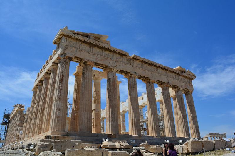 Visit Greece - The Parthenon, Athens Acropolis