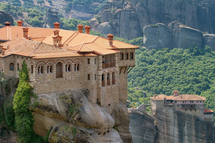 Meteora Greece, Classical Tour Of Greece
