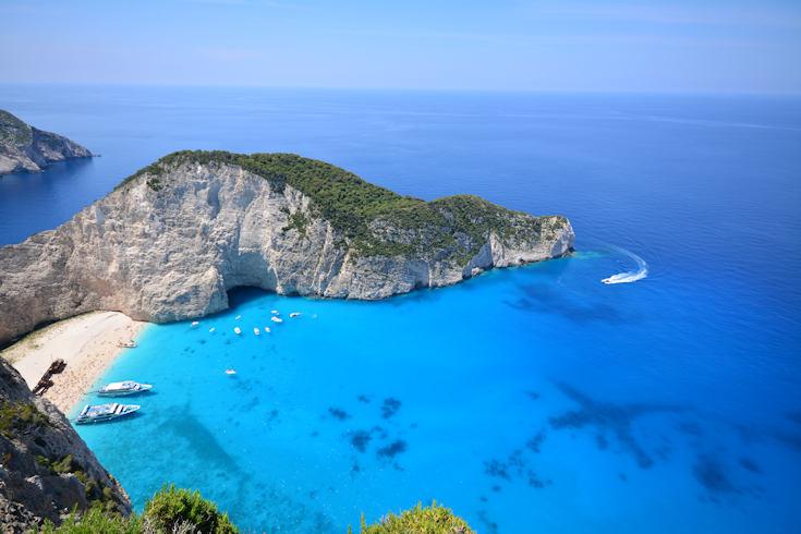 best things to do in Greece, Zante - Zakynthos Island