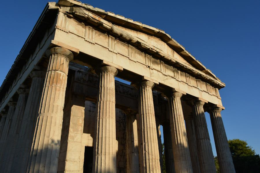 Temple of Haphaestus