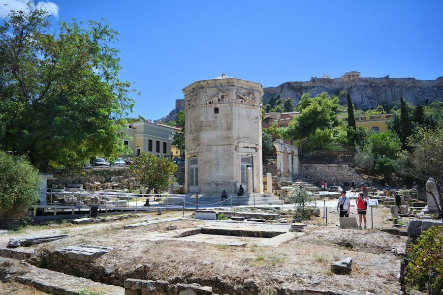 Aerides, Athens Plaka area