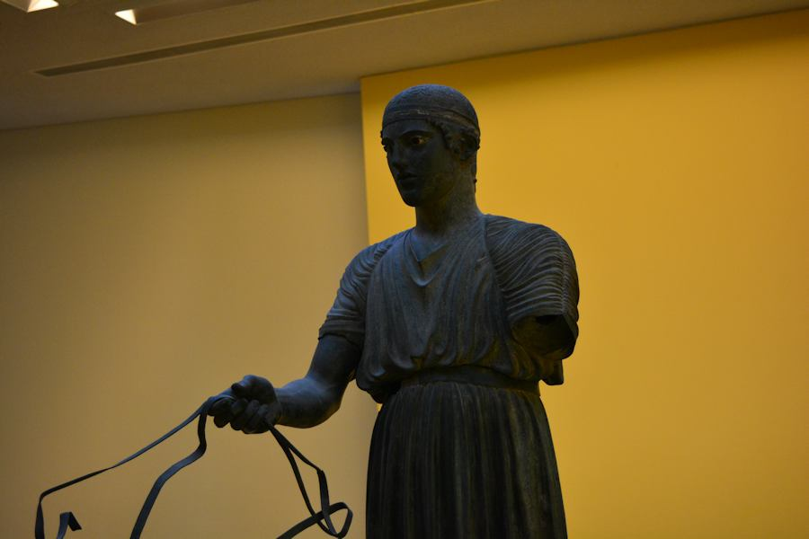 Charioteer of Delphi, best museums in Greece