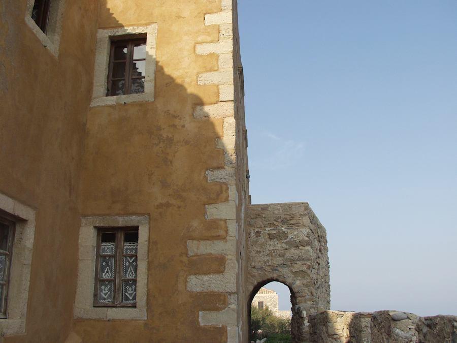 Monemvasia castle, Peloponnese