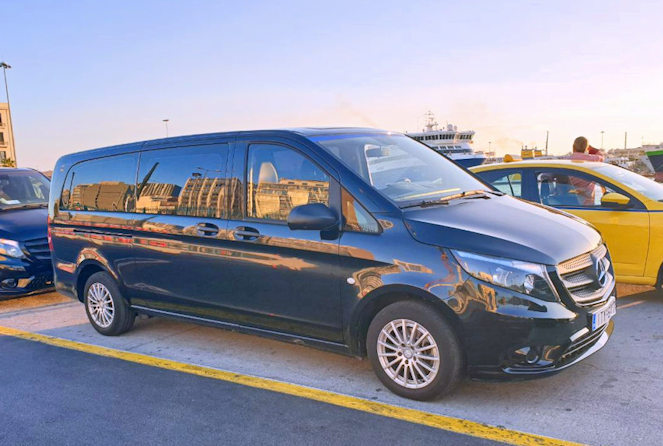 Mini Van Private Tours Greece