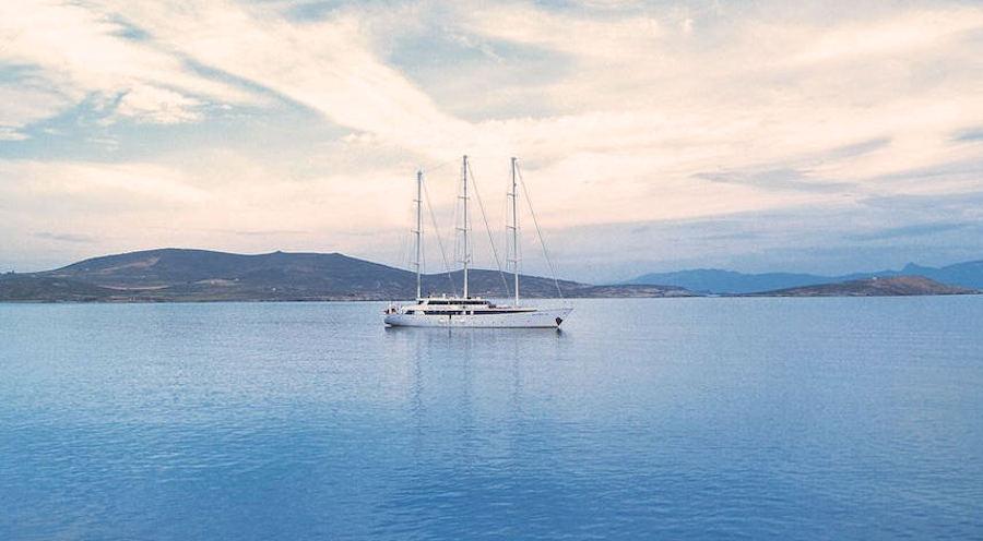 m/s Panorama at sea