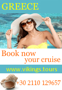 Book your cruise to Greece now