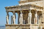 Karyatids, Acropolis of Athens