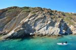 Ios Island turqoise waters